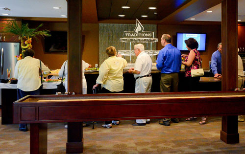 Traditions at Solana - Indianapolis, IN - Dining Event