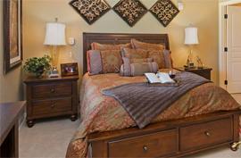 Tribute at Heritage Village - Gainesville, VA - Bedroom