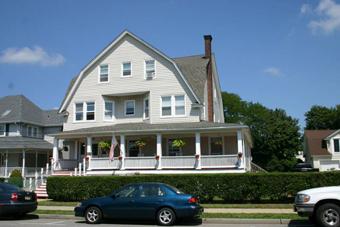 The Triton House - Point Pleasant Beach, NJ - Exterior