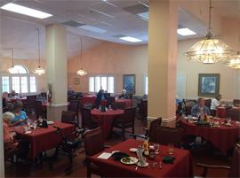 University Village - Tampa, FL - Dining Room