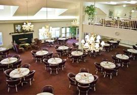 Valencia Commons - Rancho Cucamonga, CA - Dining Room