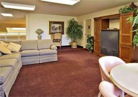 Valencia Commons - Rancho Cucamonga, CA - TV Lounge