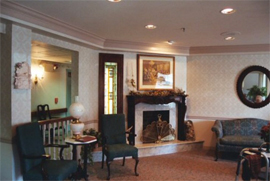 Victorian Villa Personal Care Home - Dallastown, PA - Living Room