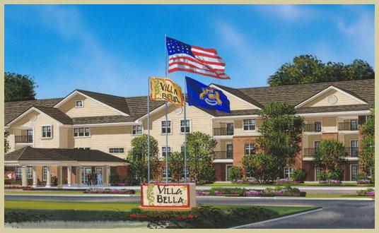 Villa Bella of Clinton Township - Clinton Township, MI