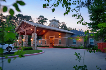 Village Green Alzheimer's Care Home - Conroe, TX - Exterior