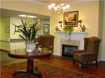 Vista Park Memory Care - Petersburg, VA - Lounge