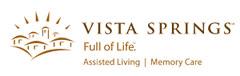 Vista Springs Macedonia, OH - Logo