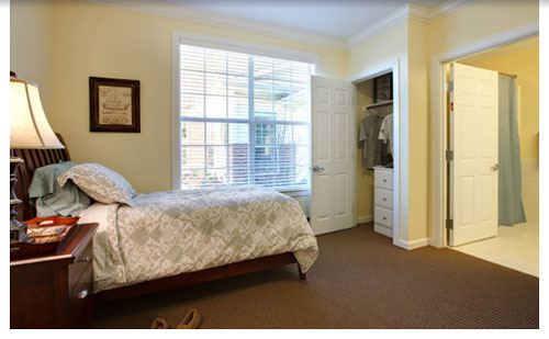 Warm Heart Family Assistance Living - Frederick, MD - Bedroom
