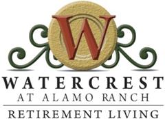 Watercrest at Alamo Ranch - Logo