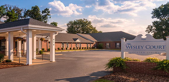 Wesley Court Assisted Living - Boiling Springs, SC