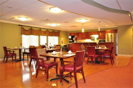 Wesley Enhanced Living Burholme - Philadelphia, PA - Activity Center