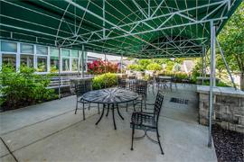 Wesley Enhanced Living Upper Moreland - Hatboro, PA - Four-Season Atrium Conservatory
