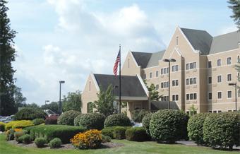 Wesleyan Senior Living - Elyria, OH - Exterior