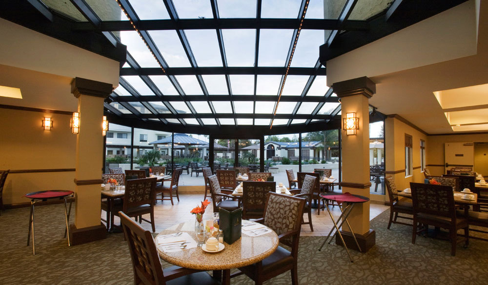 Westmont Town Court - Escondido, CA - Dining Room