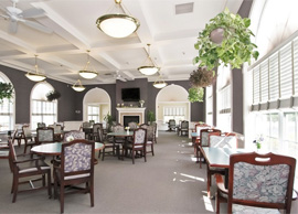 Whispering Pines Village - Columbiana, OH - Dining Room