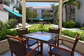Whitten Heights - La Habra, CA - Courtyard