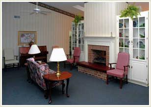 Williamsburg Villas - Knoxville, TN - Common Area