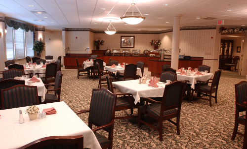 Willow Heights - Mckees Rocks, PA - Dining Room