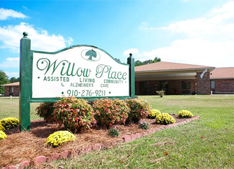 Willow Place - Laurinburg, NC - Exterior