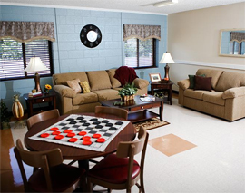 Willow Place - Laurinburg, NC - Game Room