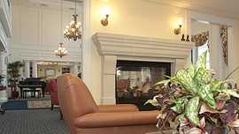 Windsor Place of Wilmington, MA - Lounge