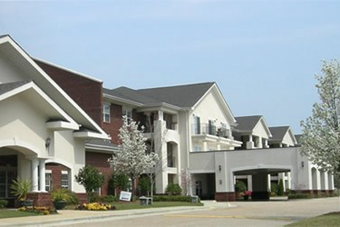 Windsor Point Retirement Community - Fuquay-Varina, NC - Exterior