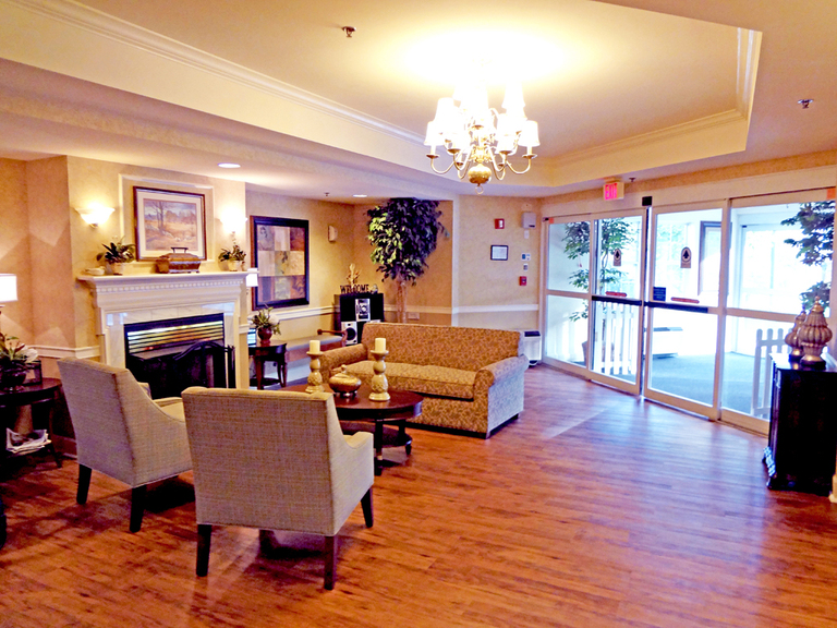 Woodland Terrace at the Oaks - Allentown, PA - Lobby