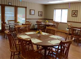 Wyoming Manor, PA - Dining Room