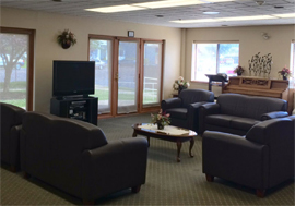 Wyoming Manor, PA - TV Room