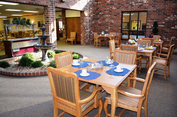 Zionsville Meadows, IN - Dining Room