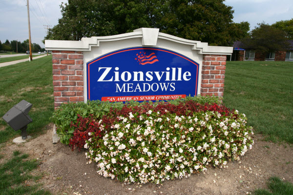 Zionsville Meadows, IN - Exterior